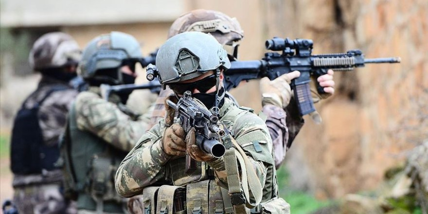Mayıs ayında YPG/PKK'ya ağır darbe vuruldu