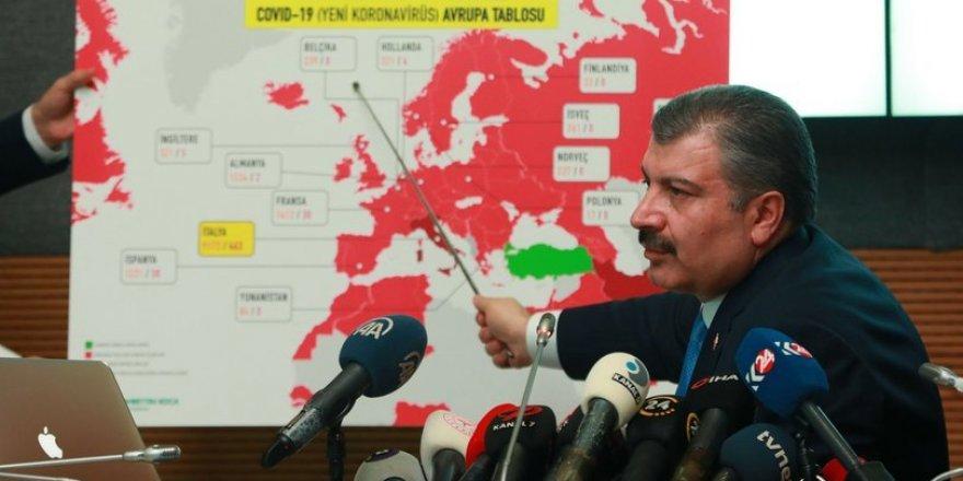 Salgın sürecinde 'en güvenilir bilgi kaynağı' Fahrettin Koca çıktı