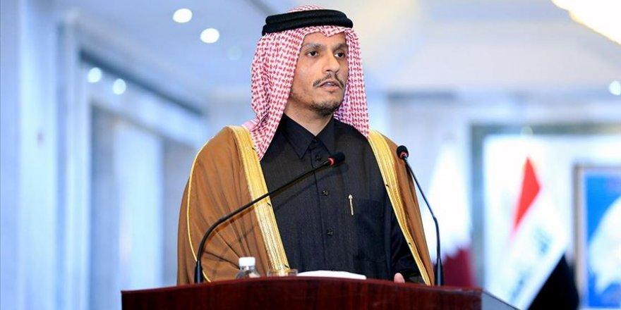 İsrail'in Batı Şeria'yı ilhak planına Katar'dan net tavır: Kabul etmiyoruz