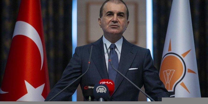 AK Parti MYK'dan sonra açıklama yapan Ömer Çelik: Provokasyonlara geçit vermeyeceği