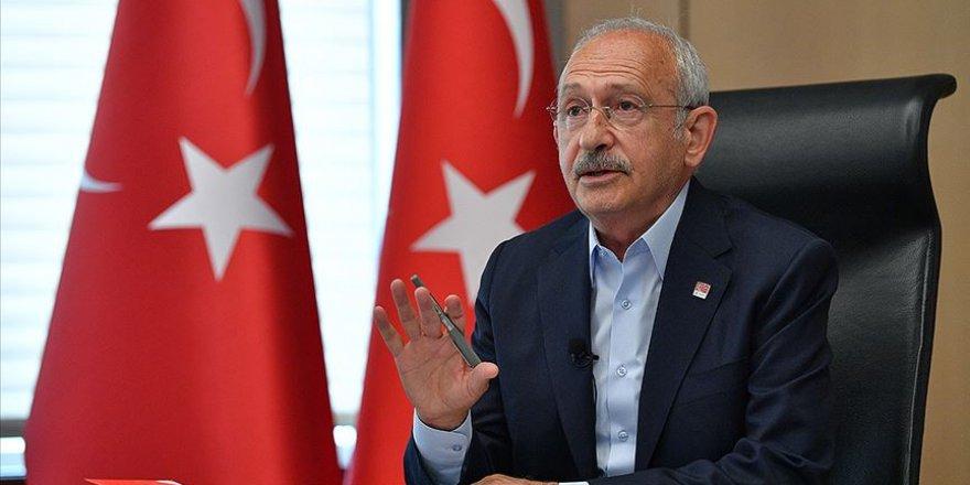 Kemal Kılıçdaroğlu: Türkiye'nin demokratikleşmesi için her türlü çabayı göstereceğiz