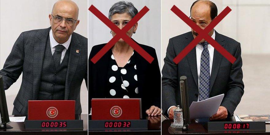 HDP'li Leyla Güven ve Musa Farisoğulları hakkında yakalama kararı