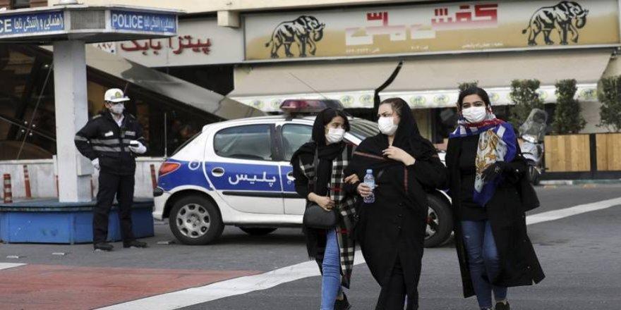 İran'da Kovid-19'dan ölenlerin sayısı 8 bin 134'e yükseldi