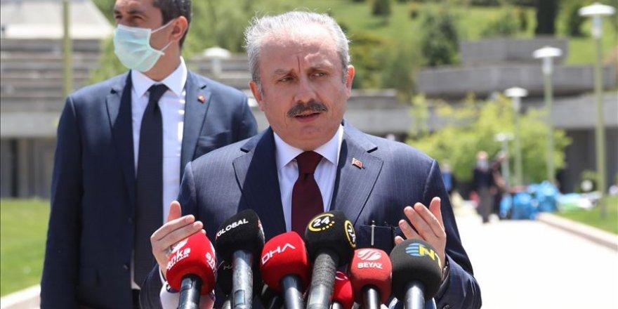Meclis Başkanı Şentop'tan terör ve casusluk nedeniyle üç ismin milletvekilliğinin düşürülmesine ilişkin açıklama