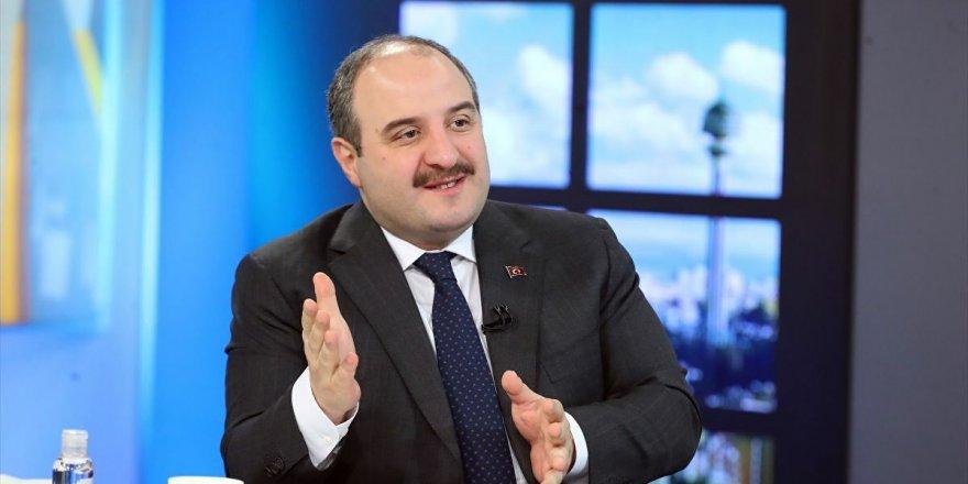 Sanayi ve Teknoloji Bakanı Varank katıldığı canlı yayında soruları cevaplandırdı