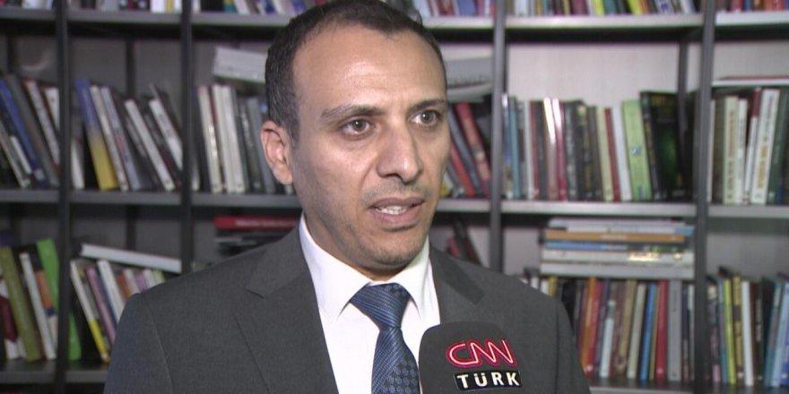 El-Kablavi: 'Hafter'e destek veren ülkelerden hesap soracağız'