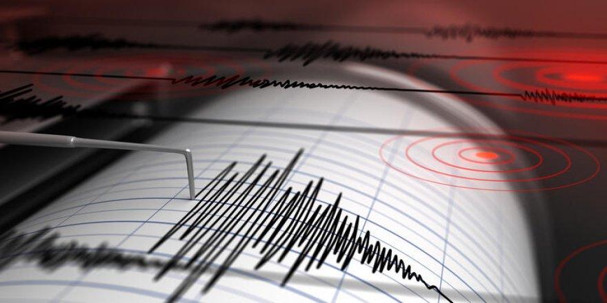 Malatya Pütürge'de korkutan deprem