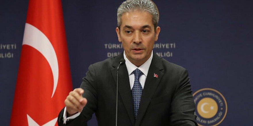 Mısır'ın Libya'yla ilgili 'asılsız ithamlarına' Türkiye'den tepki