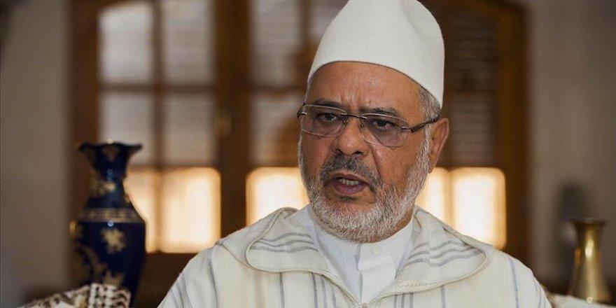 Dünya Müslüman Alimler Birliği Başkanı Raysuni: Hafter Arap şer ekseninin kuklası