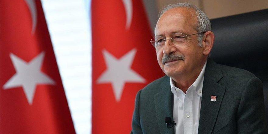 CHP Genel Başkanı Kılıçdaroğlu: Rantın eşit paylaşılması lazım