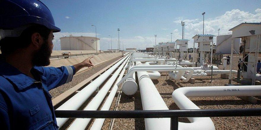 Libya Petrol Tesisleri Muhafızları: 'Petrol kuyularını Hafter milislerinden temizlemek için emir bekliyoruz'
