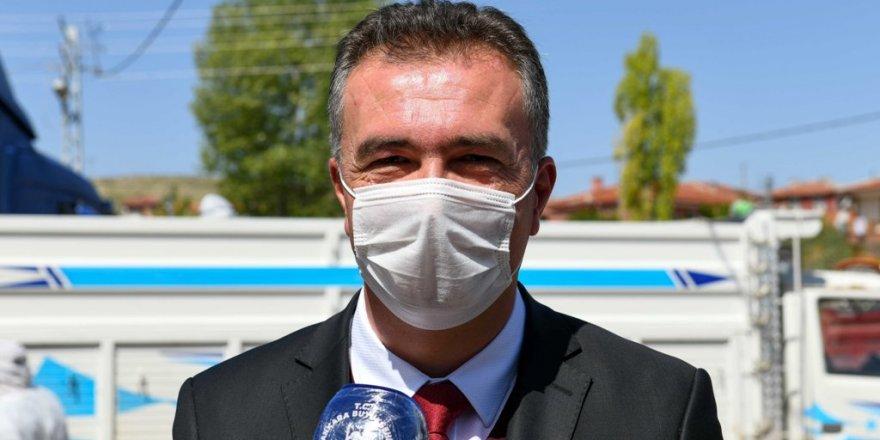 Ankara Büyükşehir'in çiftçiye destek amaçlı Macar Fiğ Tohum ön kayıt başvuruları başladı