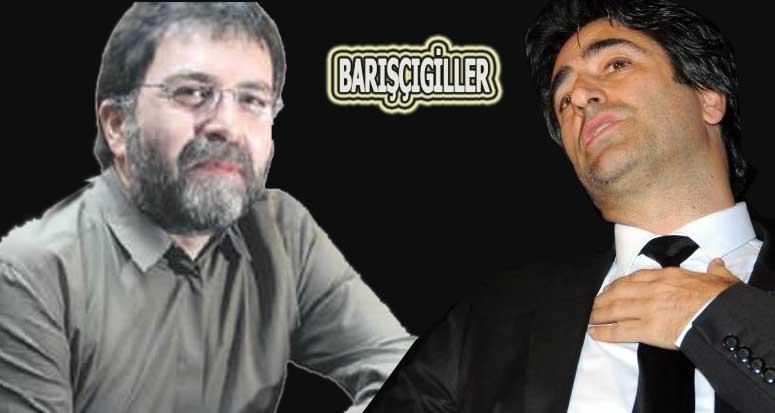 """Ahmet Hakan'dan tam gaz tam destek! """"Barış senin omuzlarında yükselecek Mahsun!"""""""