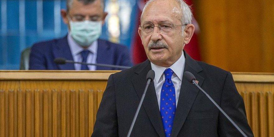 CHP Lideri Kılıçdaroğlu: Kara listedeki esnaf düşük faizli kredi imkanından yararlanamıyor