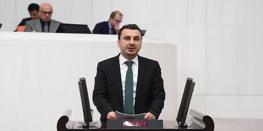 CHP Manisa Milletvekili Başevirgen: Çiftçiye borcunuzu ödeyin!
