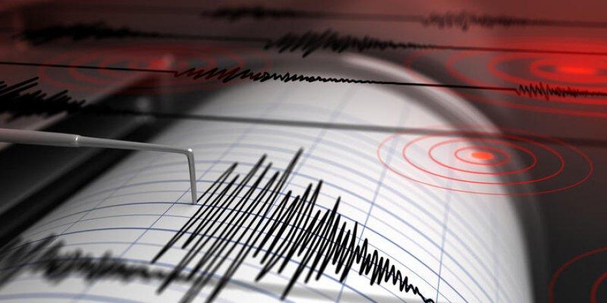 Son dakika Manisa'da 5,5 şiddetinde deprem!