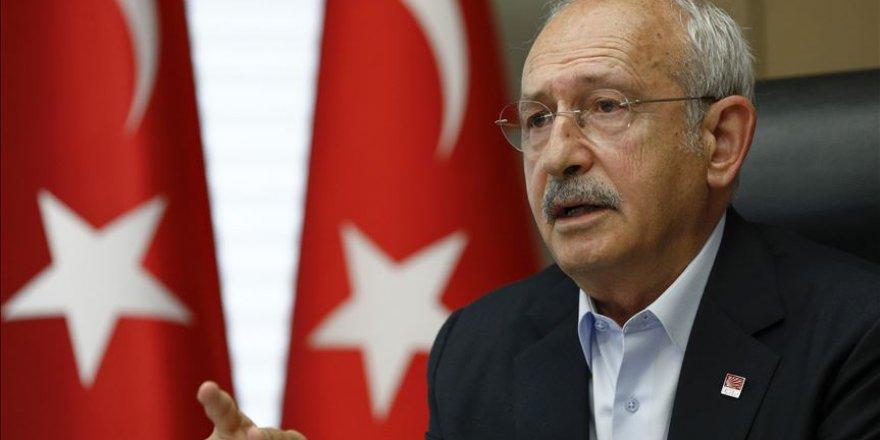 Kılıçdaroğlu'ndan CHP'li Başkanlara 'bulundukları kentlere yoğunlaşsınlar' uyarısı
