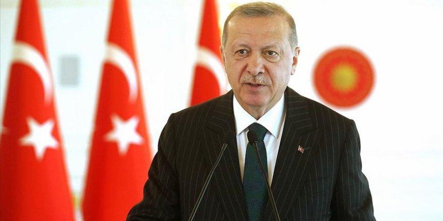 Cumhurbaşkanı Erdoğan: Amacımız işçilerin kıdem tazminatı hakkını kalıcı bir sisteme bağlamak