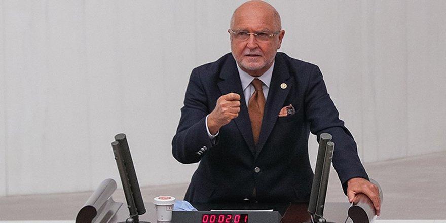 İYİ Parti Antalya Milletvekili Hasan Subaşı: Yargı adalet dağıtmıyor