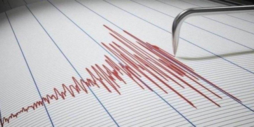 Dün Datça açıklarında bugün Marmaris'te deprem