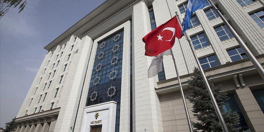 AK Part MYK Erdoğan başkanlığında toplanıyor