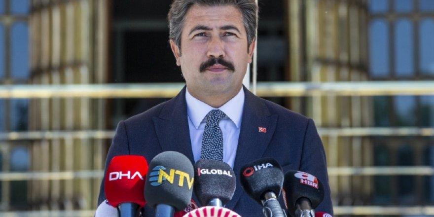 TBMM'ye AK Parti tarafından çoklu baro teklifi sunuldu