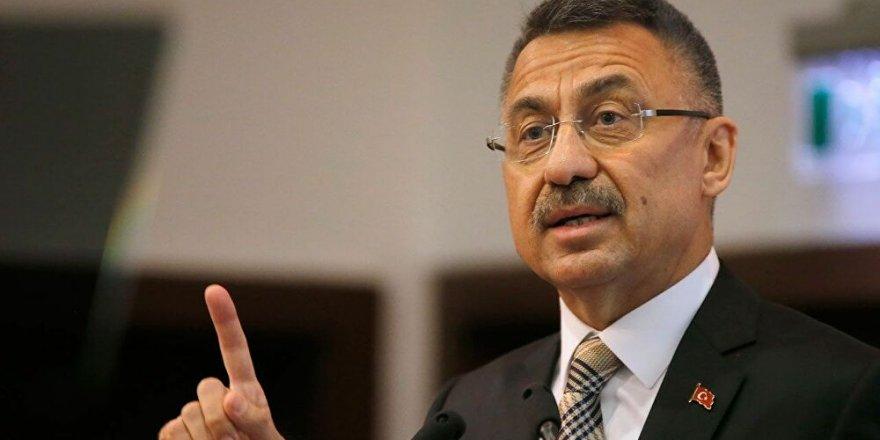 Cumhurbaşkanı Yardımcısı Fuat Oktay Zümra Akbel'in çağrısına kayıtsız kalmadı