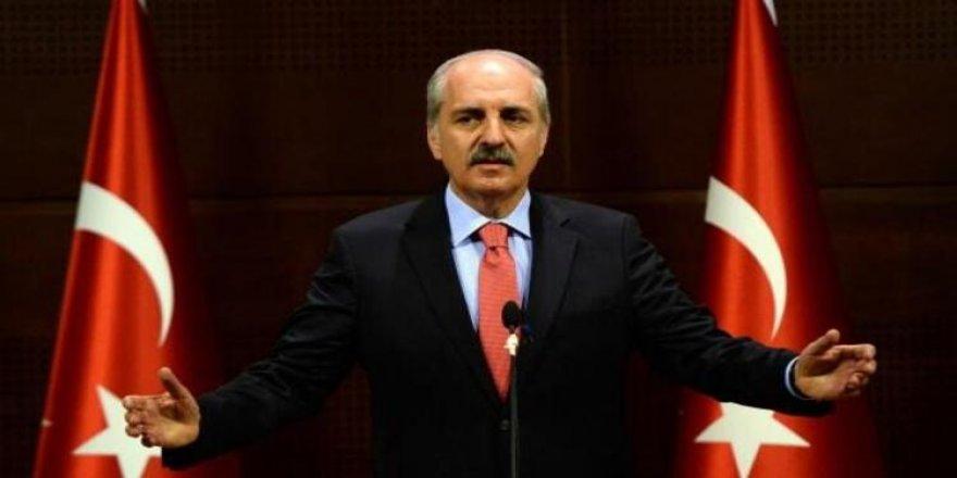 AK Parti Genel Başkanvekili Numan Kurtulmuş'tan flaş Ayasofya açıklaması