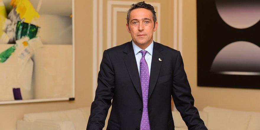 Fenerbahçe Başkanı Ali Koç'tan çok çarpıcı açıklamalar!