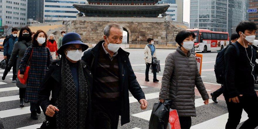 Çin'de 3 Güney Kore'de 54 Yeni Kovid-19 Vakası Görüldü