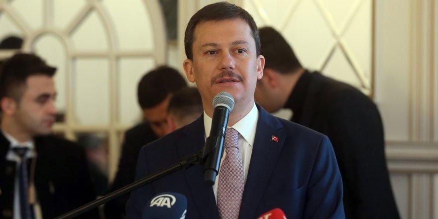AK Parti Genel Sekreteri Fatih Şahin: Baroların statükoculuğuna son vereceğiz