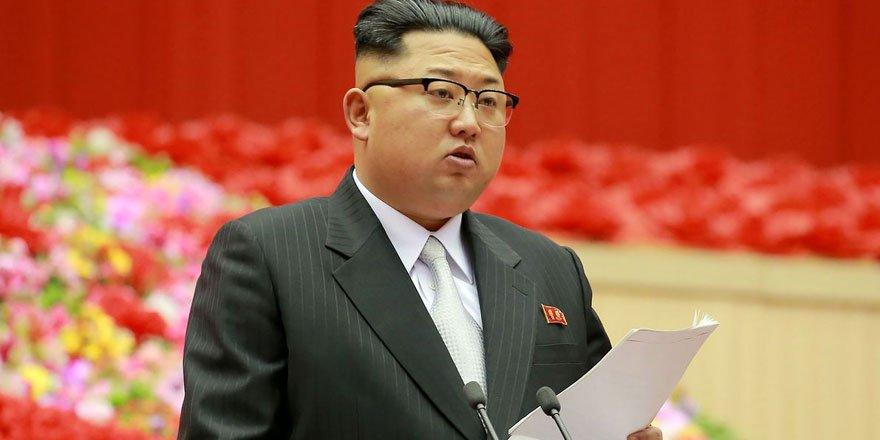 Kuzey Kore lideri Kim Yong-un halkı koronavirüs salgını konusunda uyardı