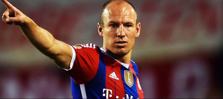 Robben Türkiye'de oynayacağı takımı açıkladı!