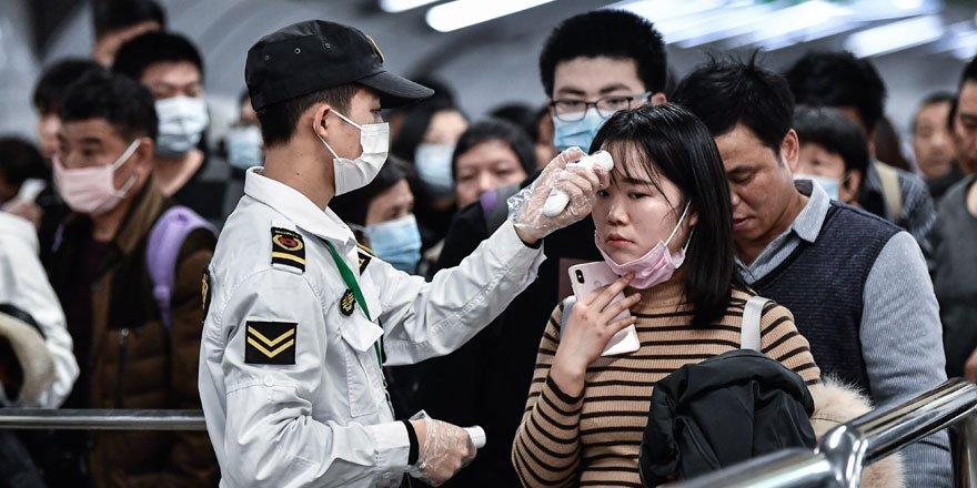 Çin'de 3 Güney Kore'de 63 yeni Kovid-19 vakası görüldü