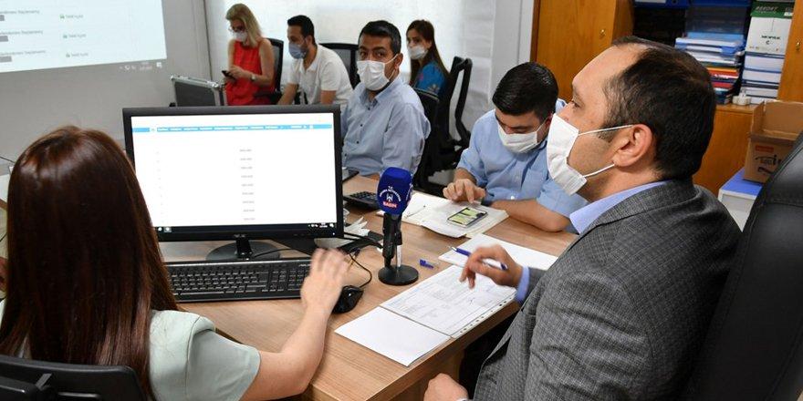 Başkent'te asbestli boruların değişimi için düğmeye basıldı