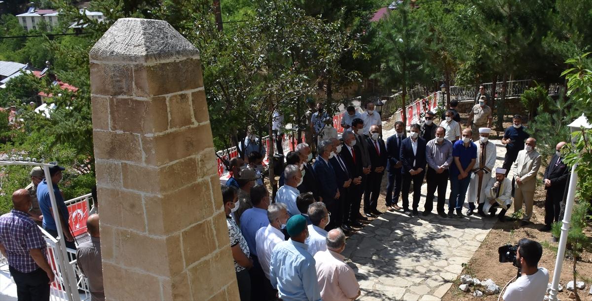 PKK'nın 27 Yıl Önce Başbağlar'da Katlettiği 33 Sivil Törenle Anıldı