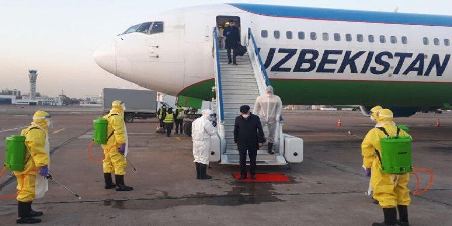 Azerbaycan, Özbekistan, Kazakistan, Tacikistan, Moldova ve Belarus'ta Kovid-19 vakalarında artış