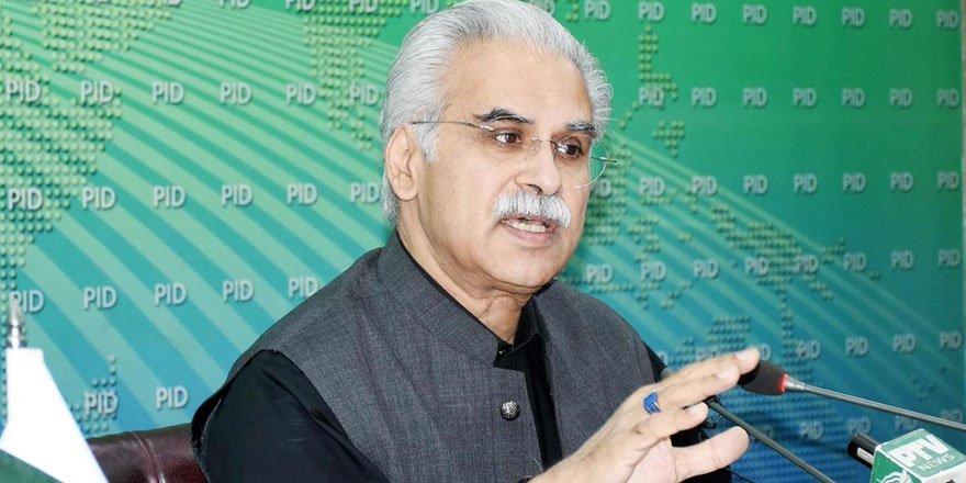 Pakistan Sağlık Bakanı Zafer Mirza'nın Kovid-19 testi pozitif çıktı!