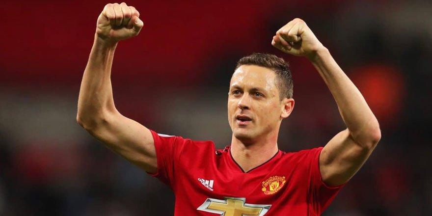 Nemanja Matic 3 Yıl Daha Manchester United'da
