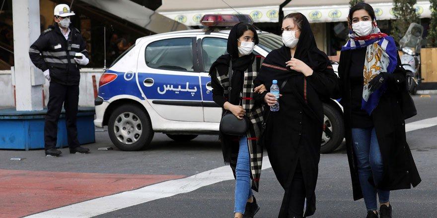 Tahran'da Kovid-19 taraması test kitleri yetmediği için durduruldu