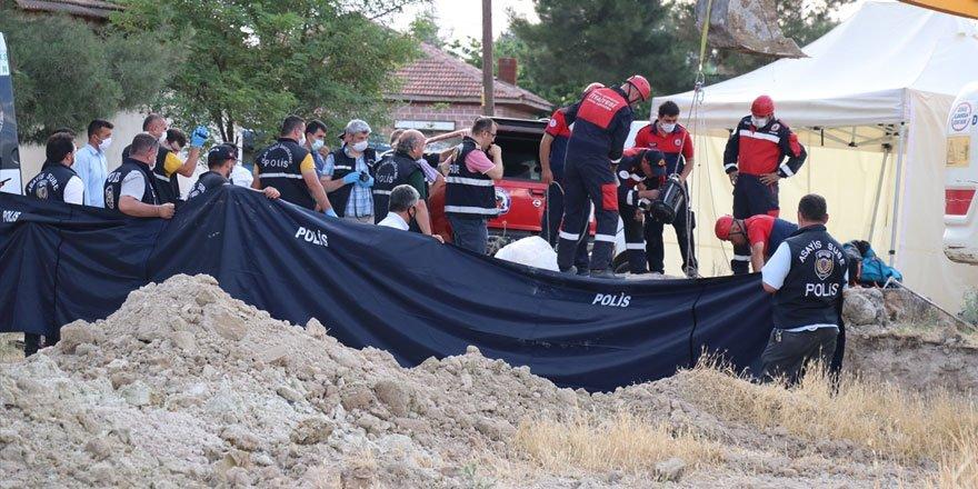 Denizli'de 2013'ten beri kayıp kişinin ceset parçaları su kuyusunda bulundu!