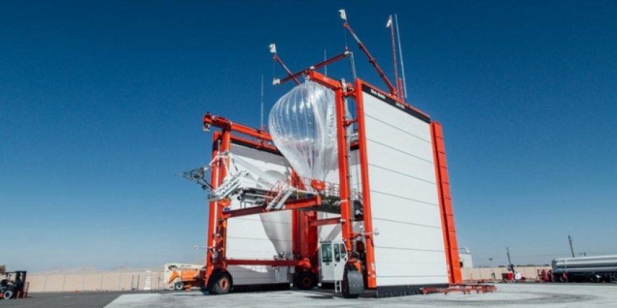 Kırsalda yaşayanlar için İnternet balonları 4 G hizmeti sunuyor