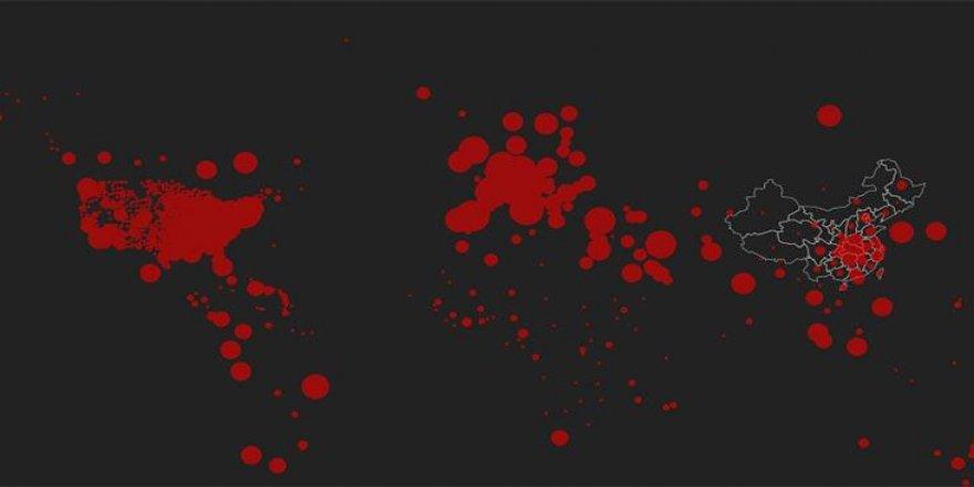 Kovid-19'dan 546 bin 964 kişi yaşamını yitirirken vaka sayısı 11 milyon 964 bini geçti