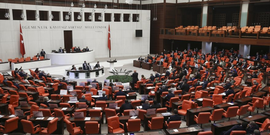 Barolara ilişkin düzenleme Meclis Genel Kurulu'nda