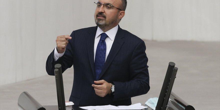 AK Parti Grup Başkanvekili Turan'dan baro düzenlemesine ilişkin açıklamalar