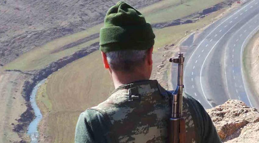 Giresun'da 750 köy korucusu göreve başladı