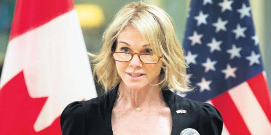 ABD'nin BM Daimi Temsilcisi Kelly Craft: Hafter'e destek veren Rus savaşçılar dahil tüm dış güçlere karşıyız