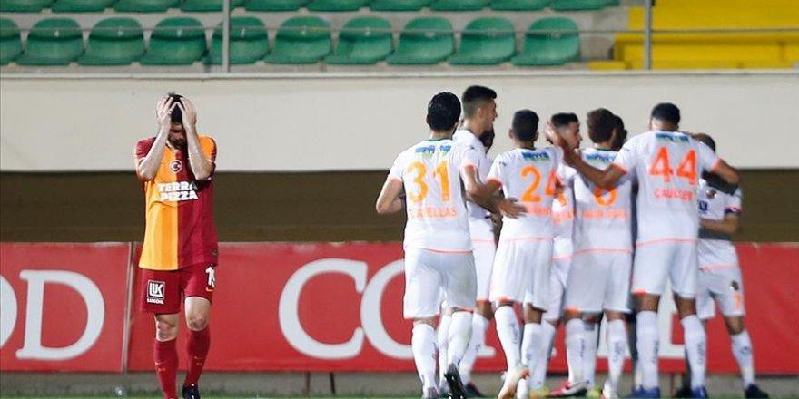 Galatasaray ilk 2 şansını da yitirdi