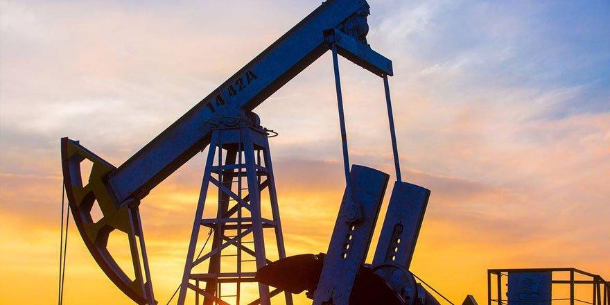 Brent Petrolün Varili 43,17 Dolar'dan işlem görüyor
