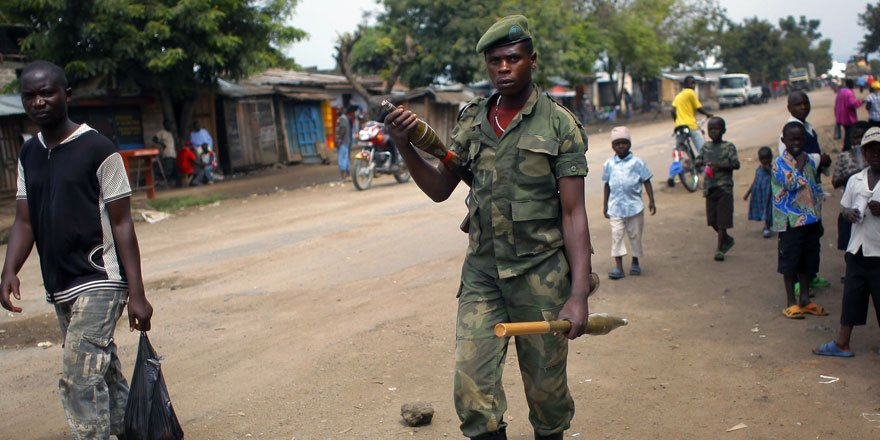 Kongo Demokratik Cumhuriyeti'nde isyancıların saldırısında 25 sivil öldü